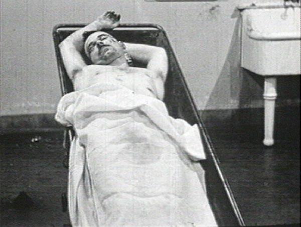 John Dillinger Corpse