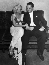 Howard Hughes & Harlow